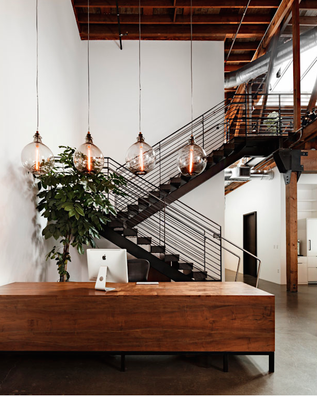 Industrial joint editorial office space Industrial design office space
