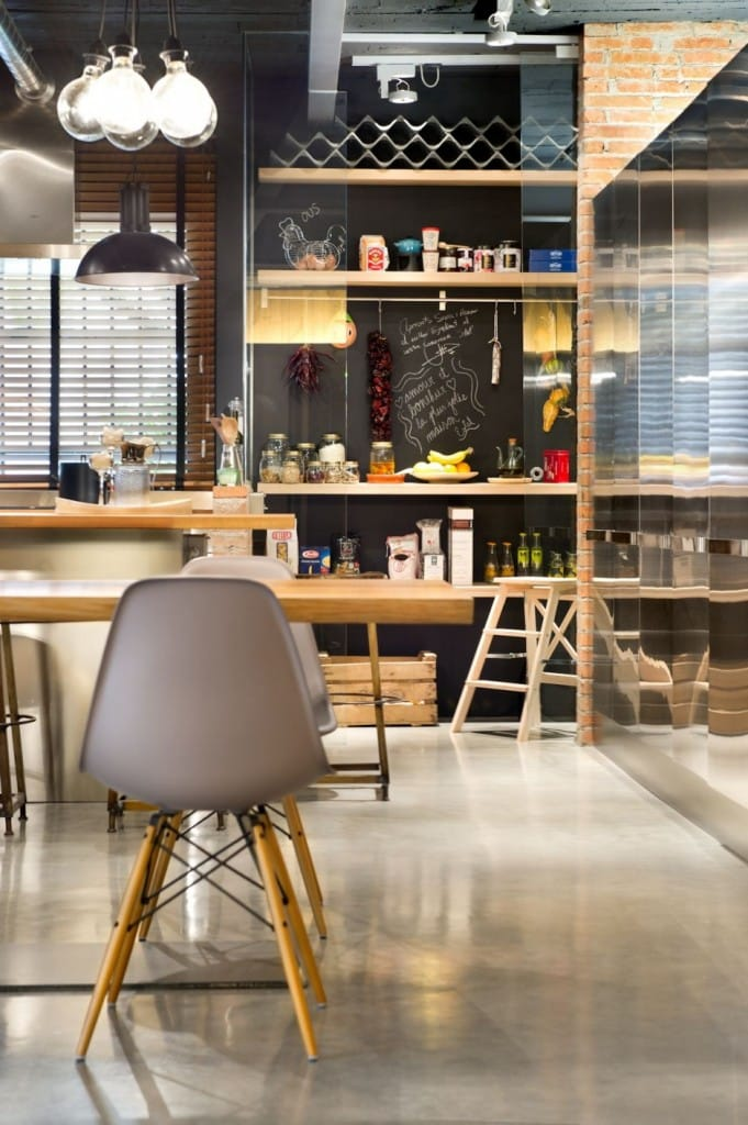Eames Office Chair Interiors