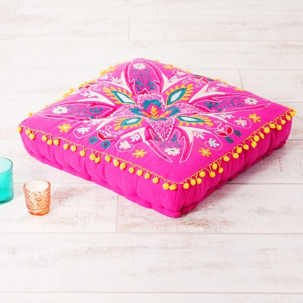Indian Floor Pillows - Flooring Ideas and Inspiration