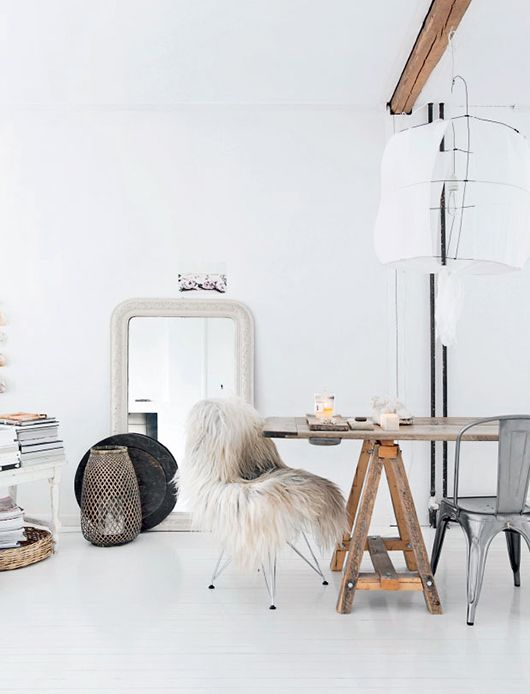 It S So Fluffy Designer Chairs With Fluffy Throws