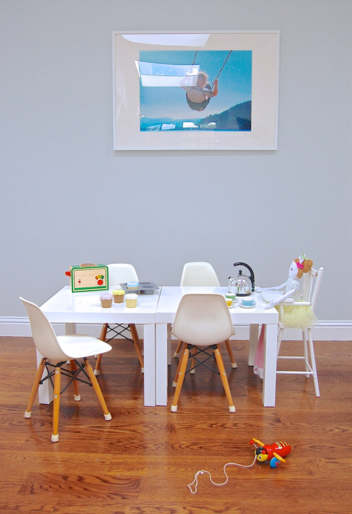 Mini Me The Iconic Eames Dsw For Your Kids