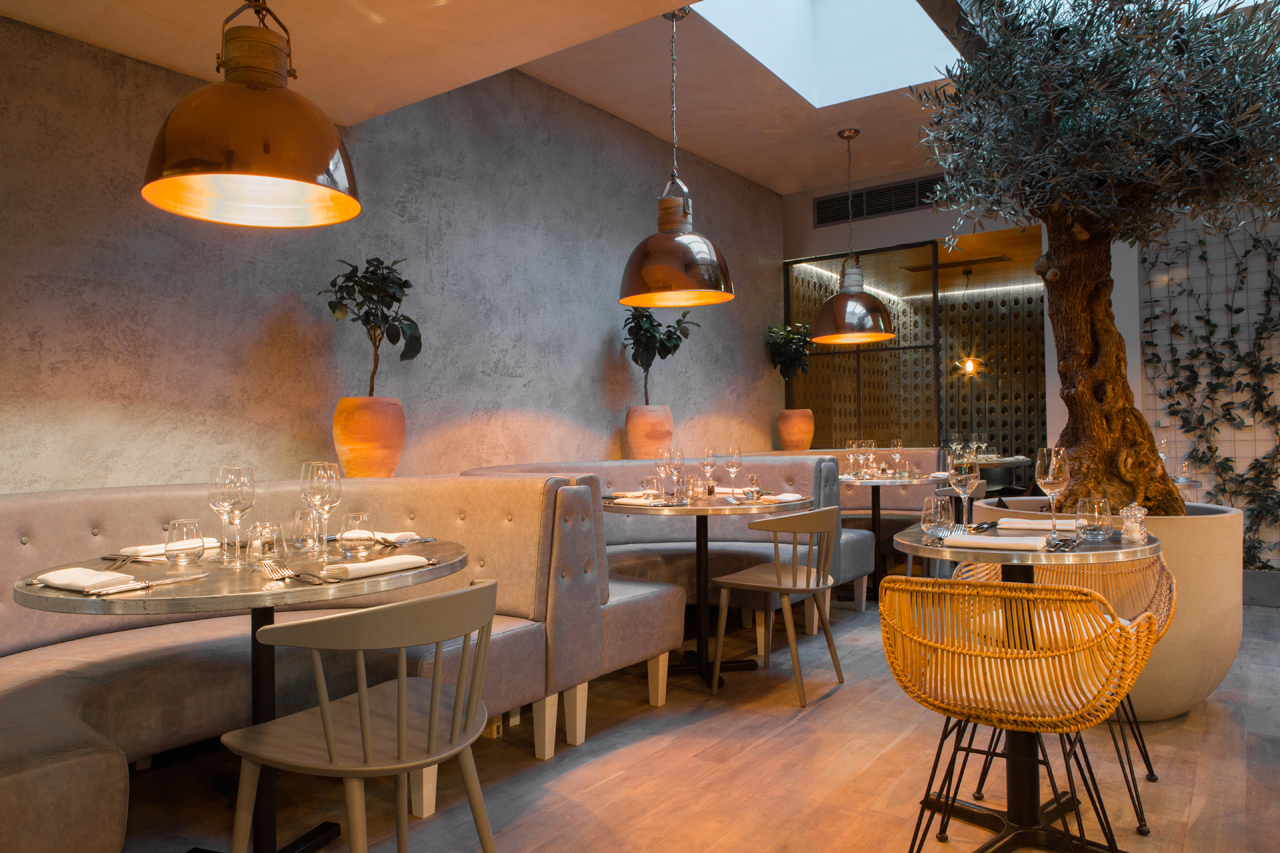 Hot right now london s most stylish restaurants cult