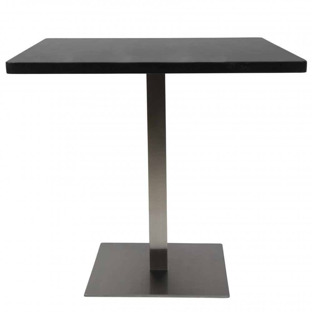 Square Wood Veneer Cafe Table Cult UK