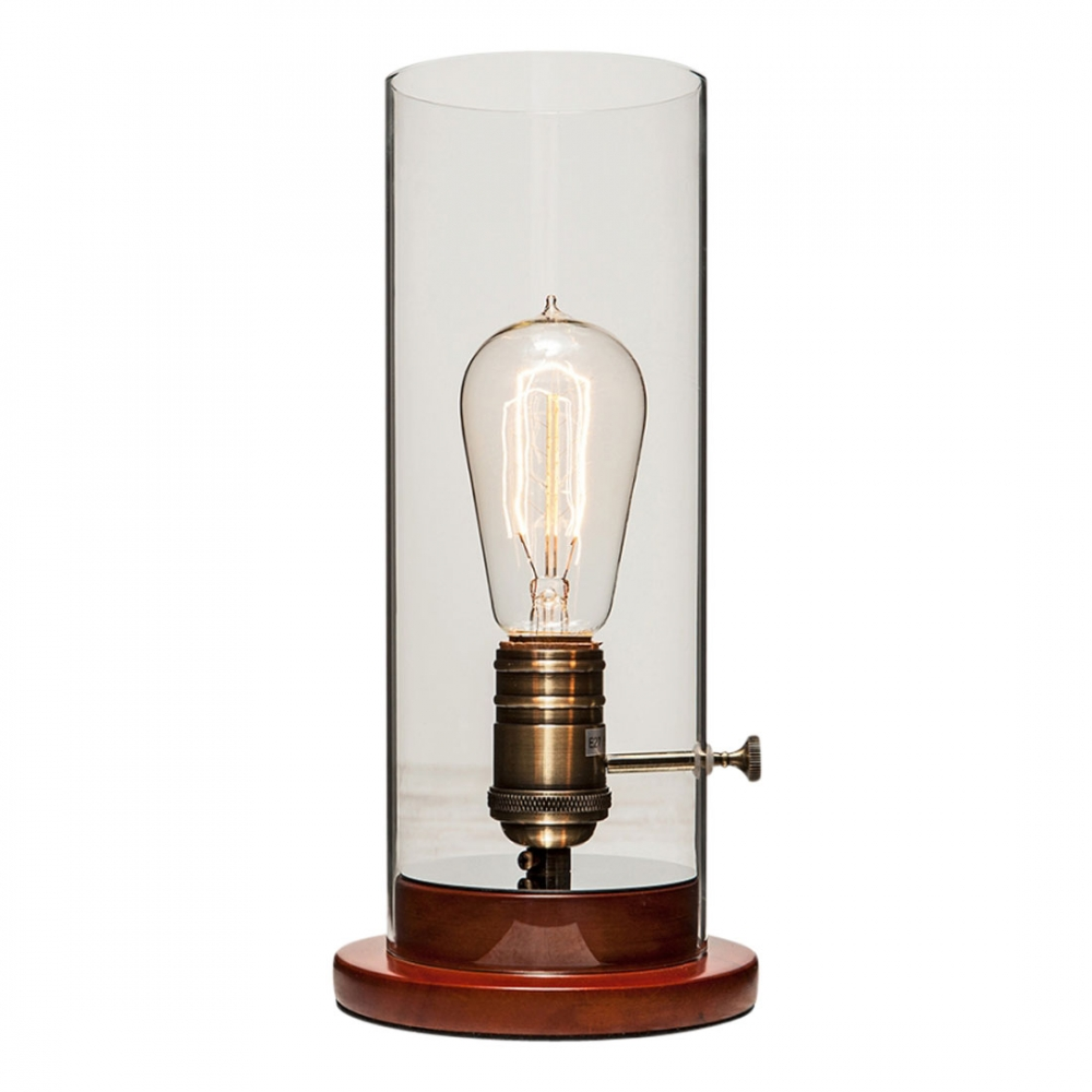edison vintage table lamp industrial lighting cult. Black Bedroom Furniture Sets. Home Design Ideas