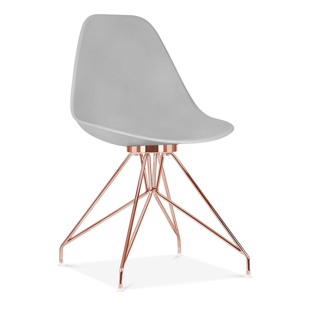 Cult Design Light Grey Moda Dining Chair CD1 UK
