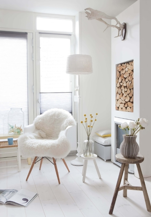 Sheepskin eames cultfurniture
