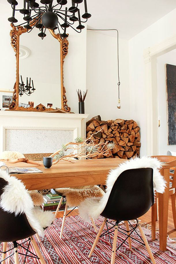 The Marion house book sheepskin eames cultfurniture