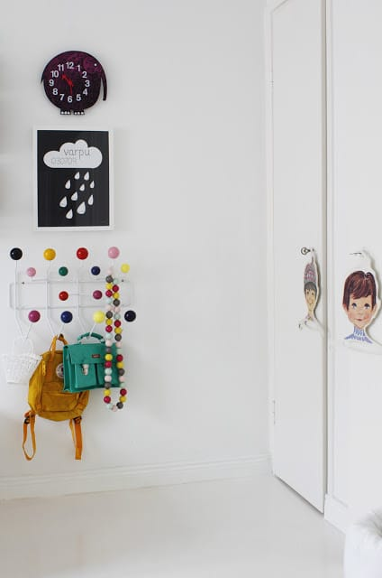 The Iconic Eames Hang It All Coat RackCult Furniture Blog Fascinating Eames HangItAll Coat Rack