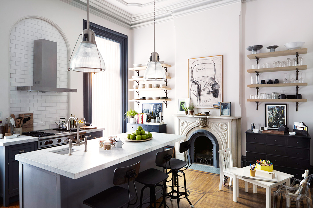 The Intern kitchen