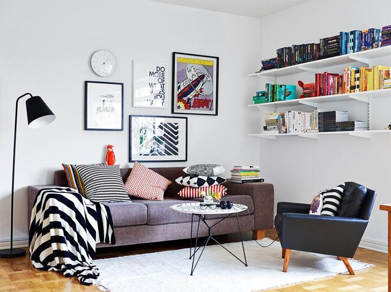 artistic-scandinavian-living-room