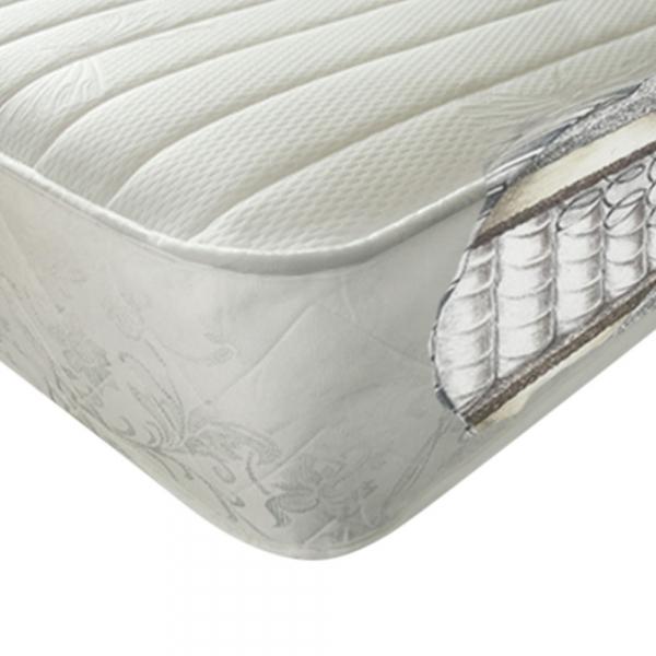 online store fb508 cb6a6 1200 Pocket Sprung Memory Foam Mattress, Medium to Firm