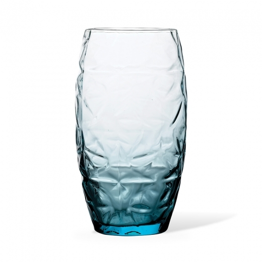 Cult Living Bella Double Old Fashioned Glass - Blue 59cl