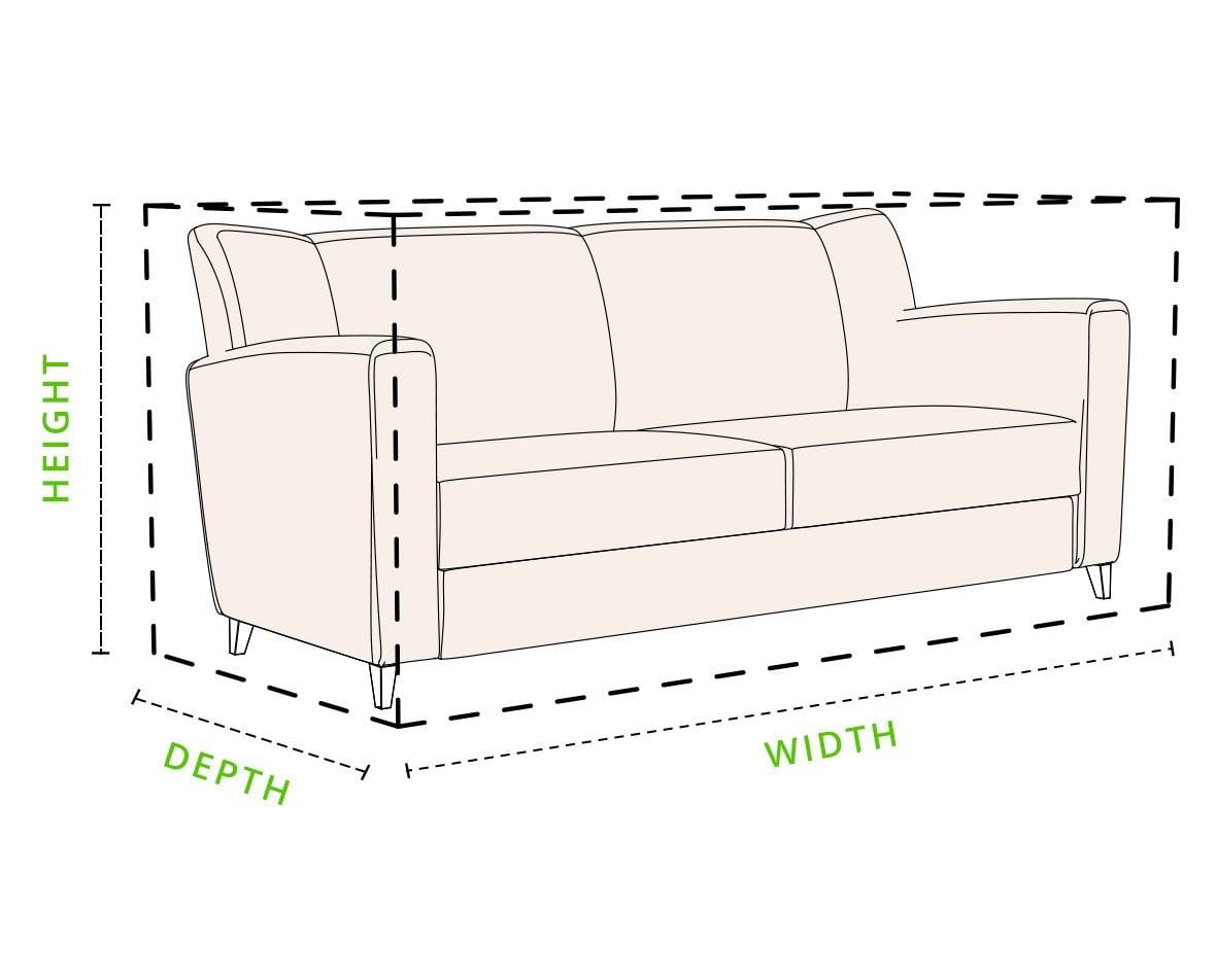 Sofa Dimension Guide