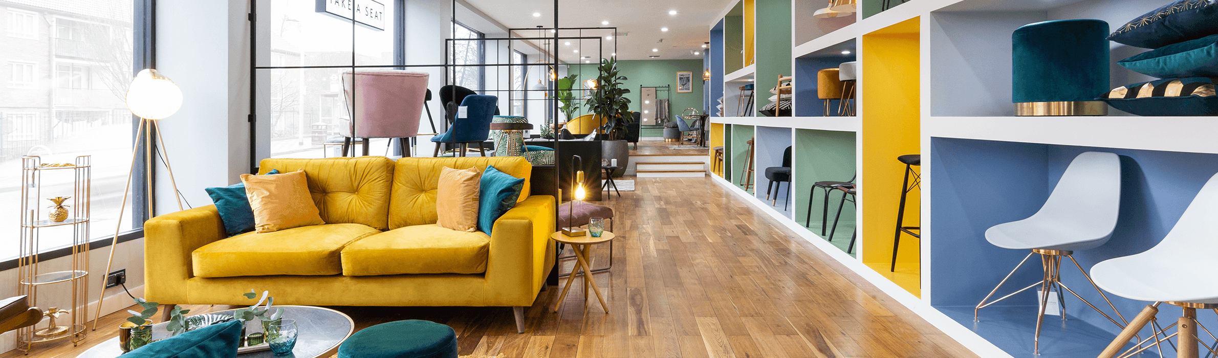 London showroom modern furniture cult uk