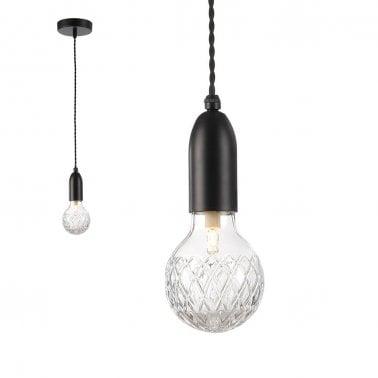 Pendant Lighting Ceiling Lights Fixtures To Beam Crystal Style Glass Pendant Light Black Designer Ceiling Lights Modern u0026 Retro Lamps Cult Uk
