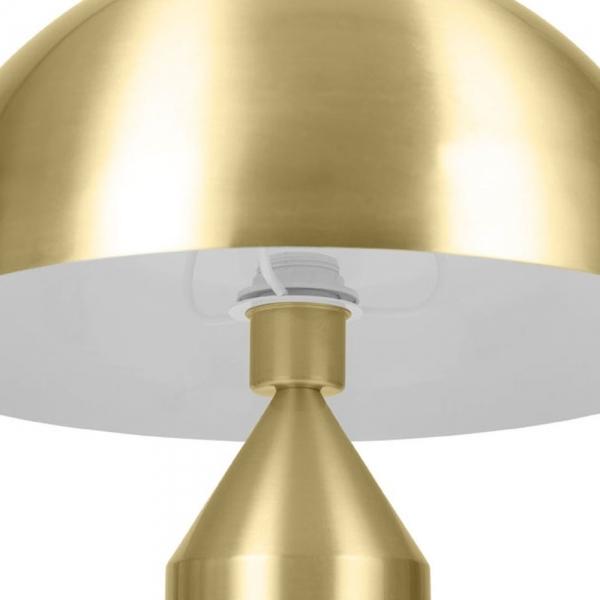 Brass Comet Retro Metal Table Lamp, Comet Retro Metal Table Lamp