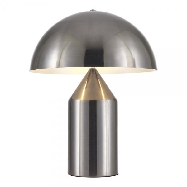 Pearl Black Comet Retro Metal Table, Comet Retro Metal Table Lamp