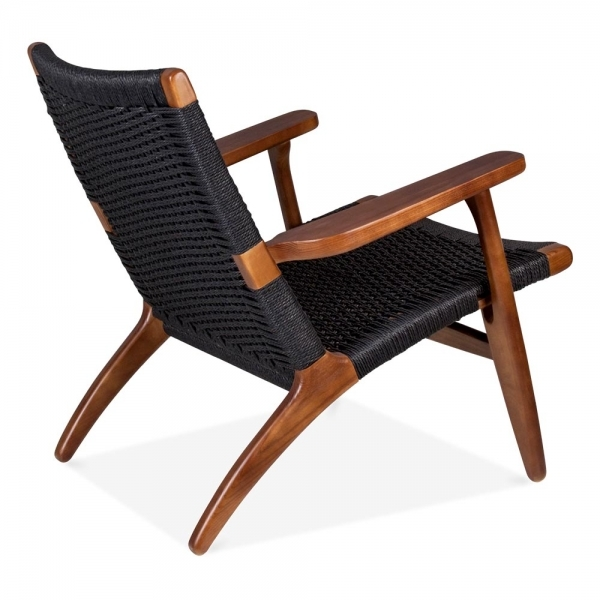 lounge chairs hans wegner. Lounge Chairs Hans Wegner. Danish Designs CH25 Chair - Brown / Black Seat Wegner