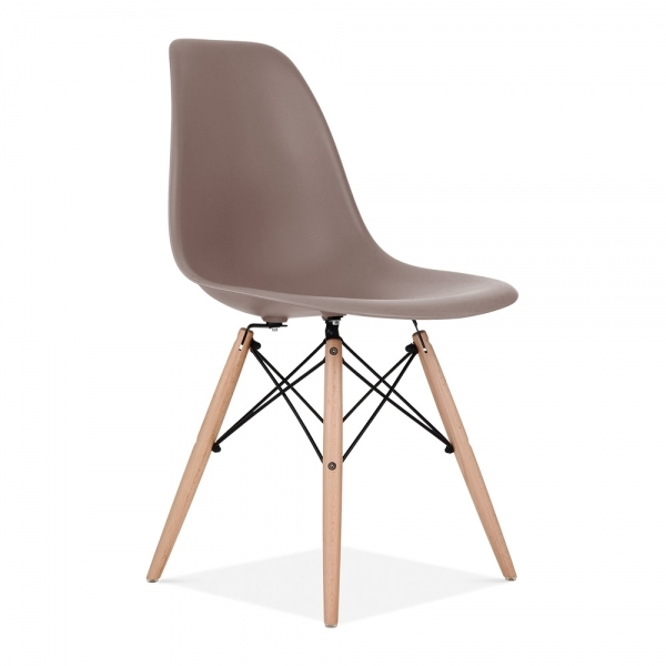 eames style warm grey dsw chair cafe side chairs cult uk