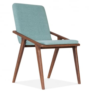 Flight Upholstered Dining Chair - Soft Teal