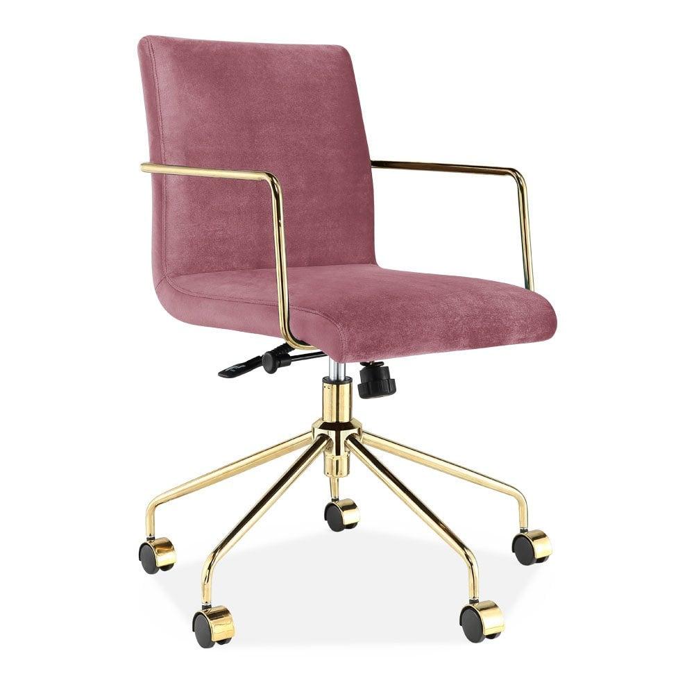 Gable Short Back Padded Office Chair