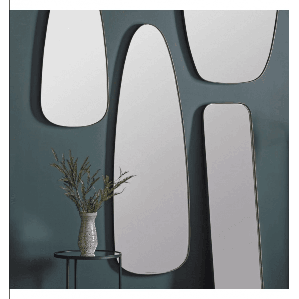 Large Hinton Wall Mirror Modern Wall Mirros Wall Decor