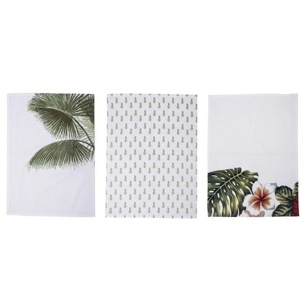 Tropical Kitchen Towel Sets Towel Image