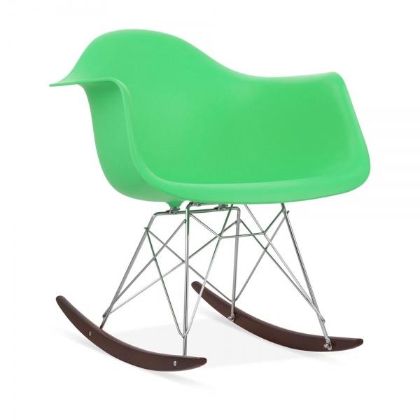 Bright Green Rar Style Rocker Chair