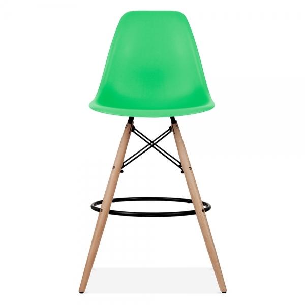Peachy Dsw Style Bar Stool Plastic Seat Bright Green 71Cm Beatyapartments Chair Design Images Beatyapartmentscom
