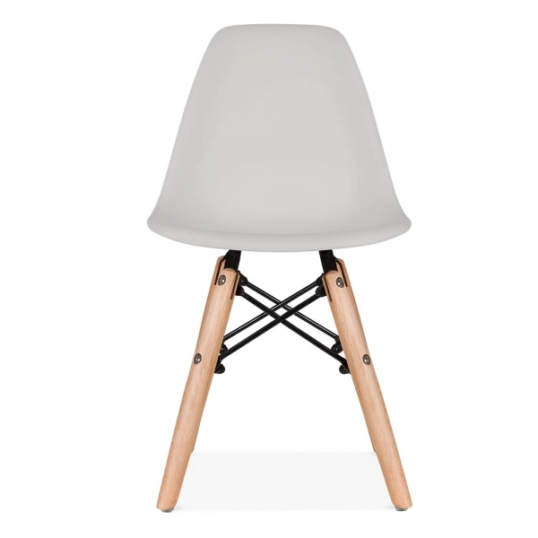 Awesome Dsw Style Kids Plastic Chair Light Grey Cjindustries Chair Design For Home Cjindustriesco