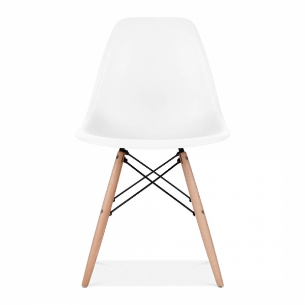 Cool Iconic Designs Dsw Style Plastic Dining Chair White Pdpeps Interior Chair Design Pdpepsorg