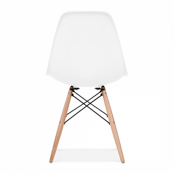 Groovy Iconic Designs Dsw Style Plastic Dining Chair White Pdpeps Interior Chair Design Pdpepsorg