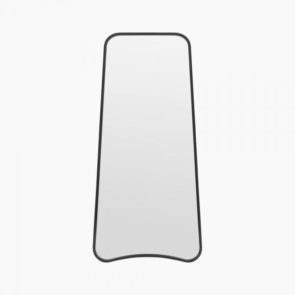Inca Contemporary Full Length Leaner, Inca Contemporary Full Length Leaner Mirror Black
