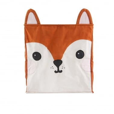 Kawaii Friends Hiro Fox Lampshade, Orange