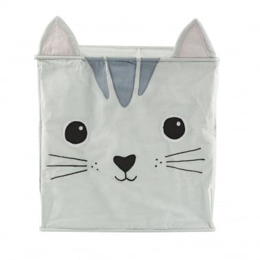 Kawaii Friends Nori Cat Lampshade - Grey