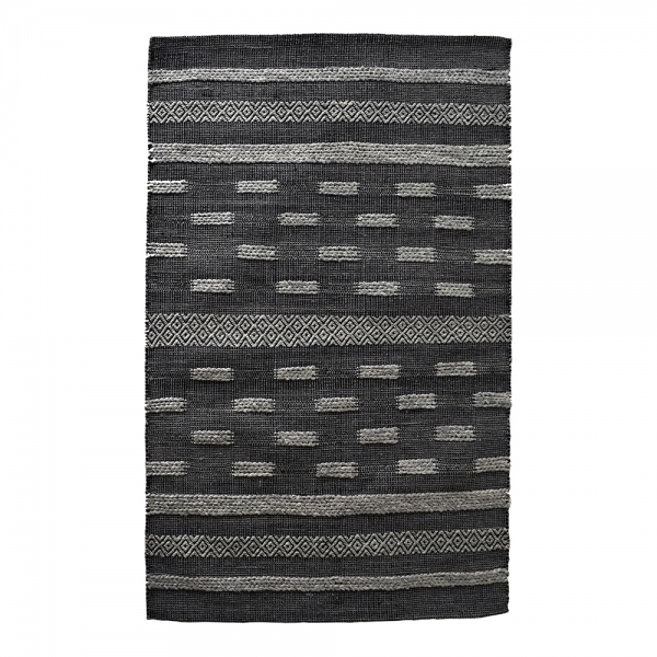 Cult Living Luxour Aztec Patterned Floor Rug Grey