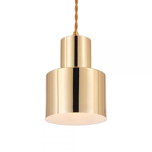 Gold midas metal pendant light bar restaurant lighting cult living midas metal pendant light gold aloadofball Image collections
