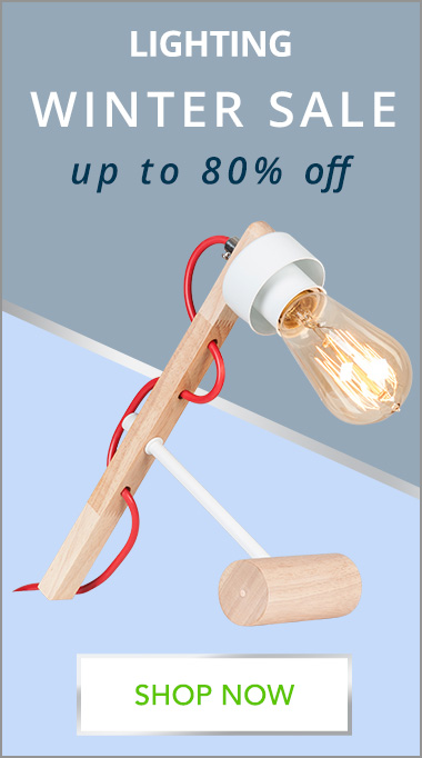 Winter Sale - Lighting