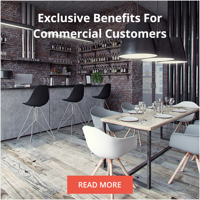 Exclusive Benefits for Commercial Customers