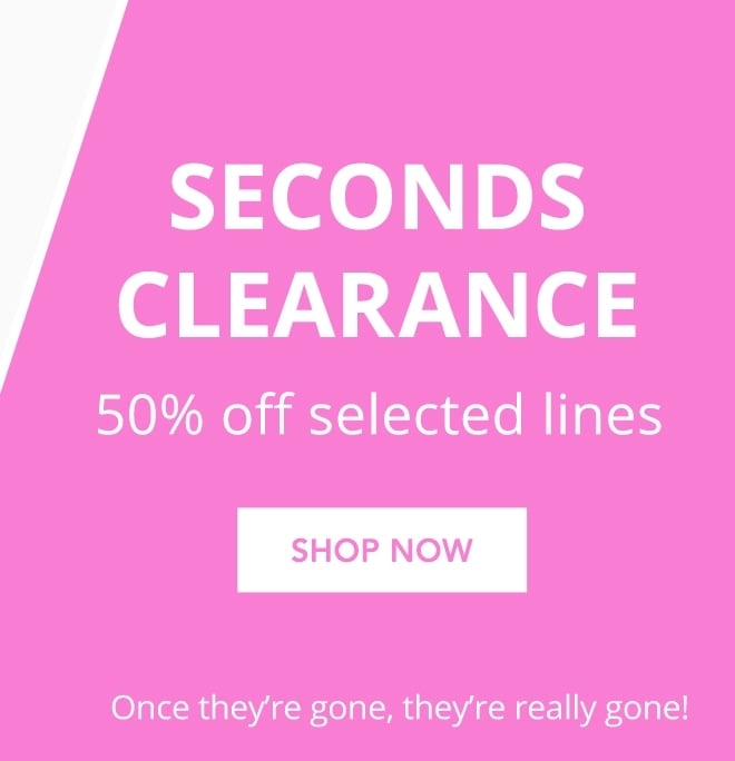Seconds Clearance Nav