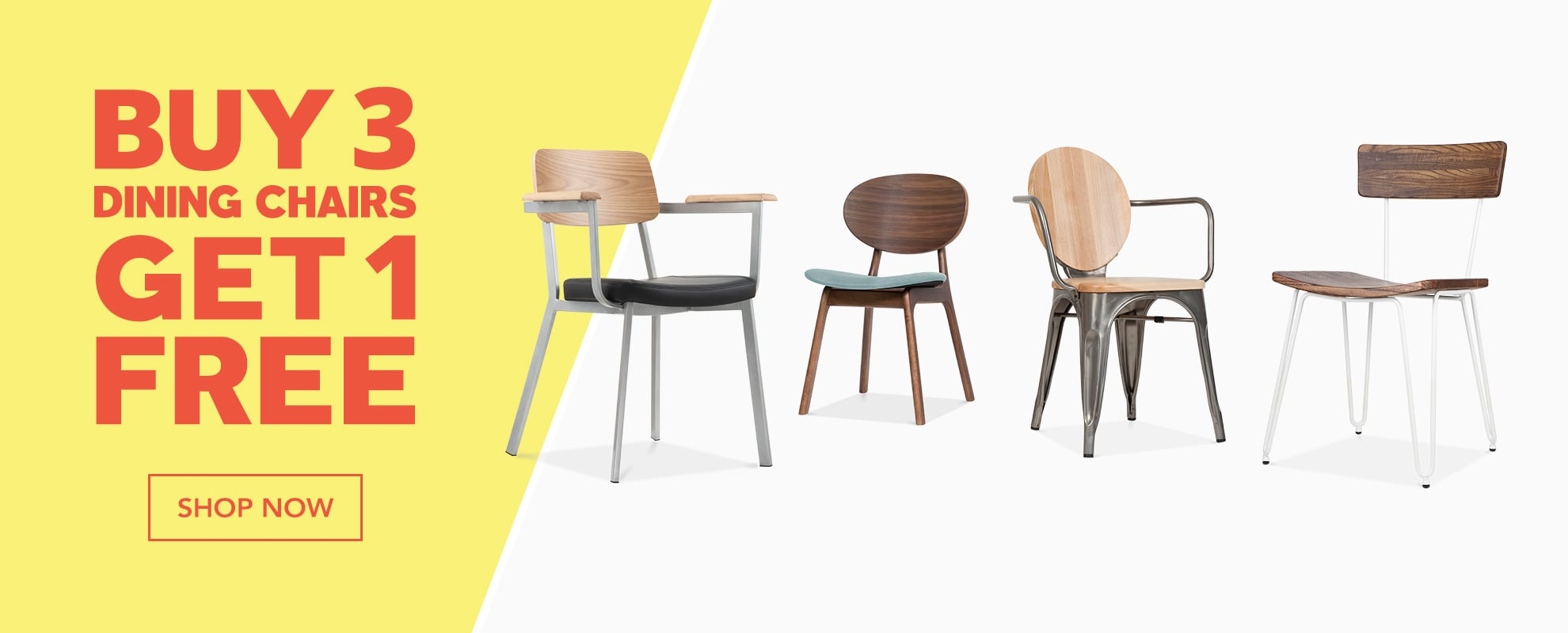 Bank Holiday Chairs Promo
