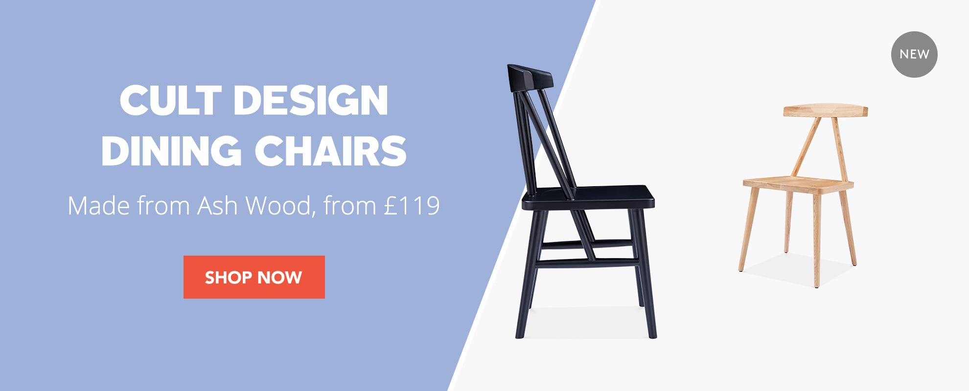 New Dining chairs