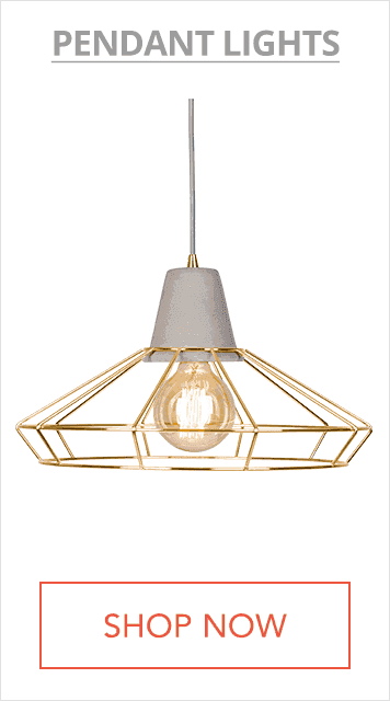 Navigation Banner - Pendant Lights