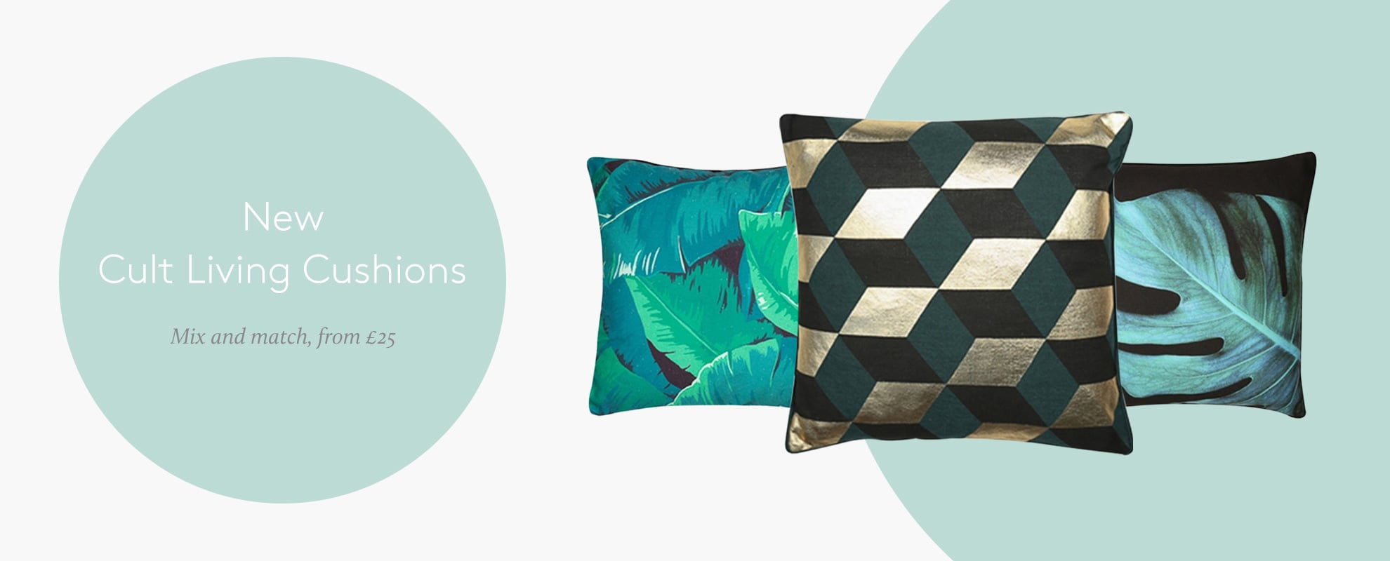 Cult Living Cushions