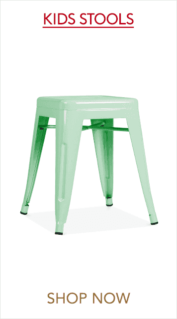 Kids Accessories_Mint Stool