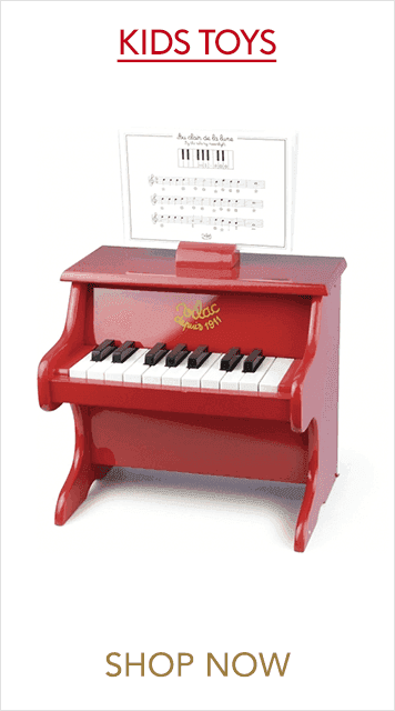 Kids Toys_Red Piano