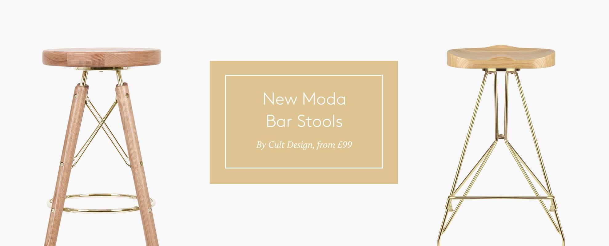 Moda Bar Stools