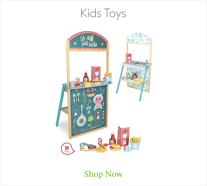 Kids Toys_ Restaurant