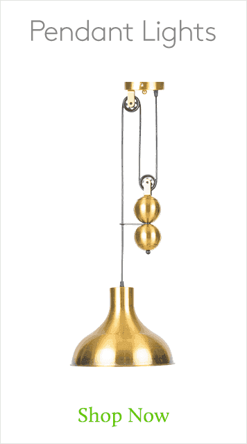 Pendant Pulley Light