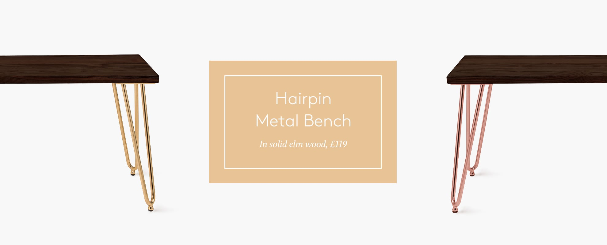 Hairpin Bench